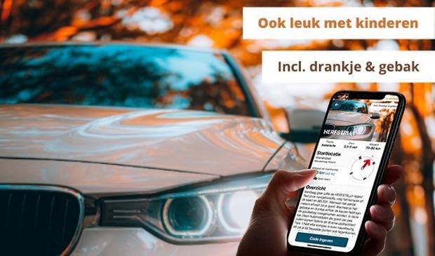Auto herfst en app route
