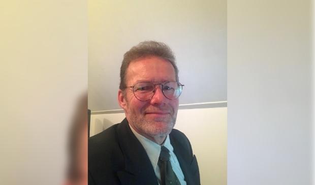 <p>VVD fractievoorzitter Henk Kemp</p>