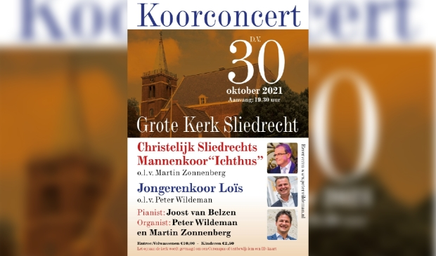 Poster concert