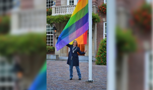 <p>Burgemeester Astrid Nienhuis.</p>