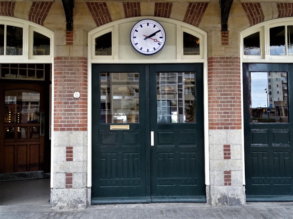Station Hans Blomvliet © BDU media
