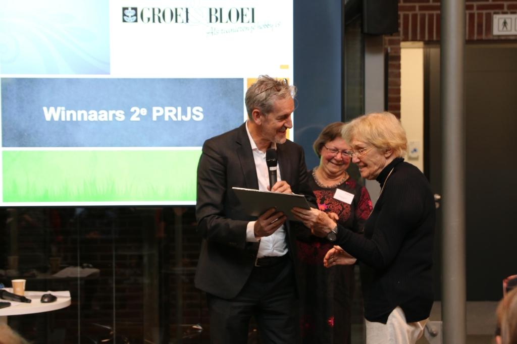 een van de prijswinnaars Mart Lenoire © BDU Media