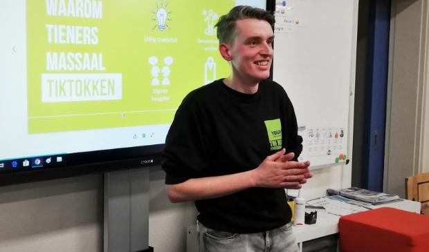 <p>De gratis training wordt gegeven door onder anderen Leenard Kanselaar, expertcoach mediaopvoeding. </p>