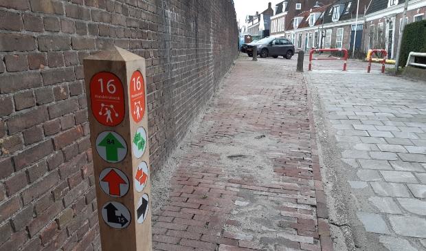 <p>Ook via de Amstelzijde lopen straks wandelroutes.</p>