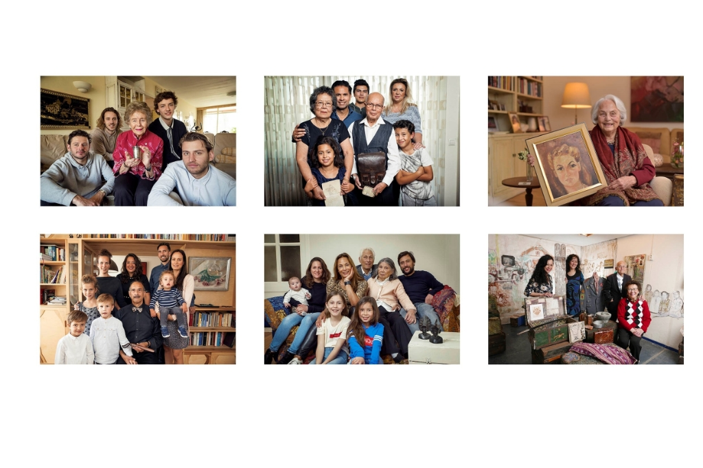 Familiefoto's Nederlands Indie Armando Ello © BDU media