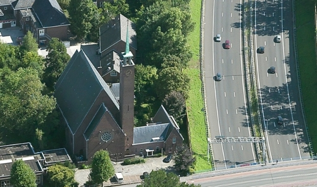 <p>De pastorie van de Annakerk wordt gesloopt om ruimte te maken voor de verbreding.</p>