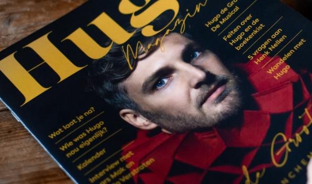 <p>Het magazine Hugo wordt huis aan huis verspreid</p>