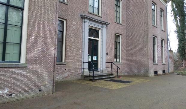 <p>Landhuis Oud Amelisweerd, blijft de deur in de toekomst open voor publiek?</p>