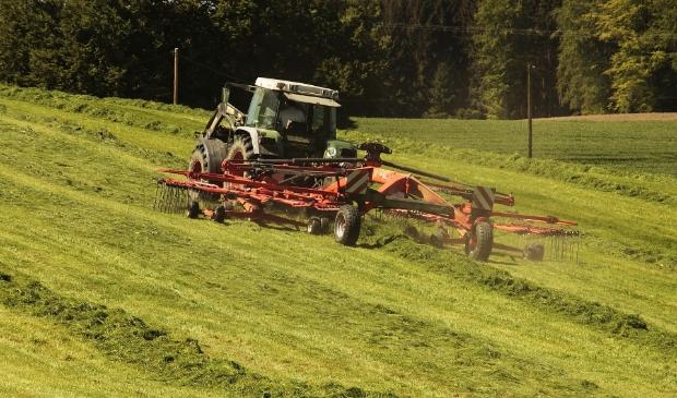 tractor, landbouw, boeren