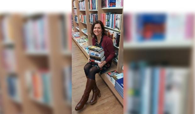 Lisa Bosch - van Ravenswaay tussen de boeken