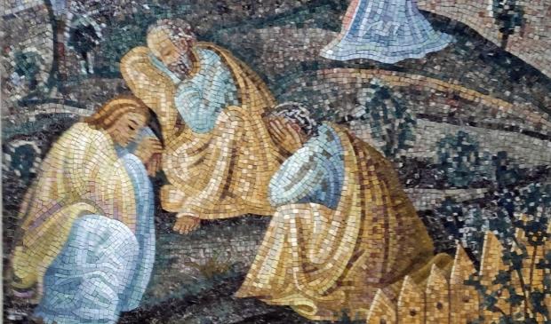 Gethsemane Sint Pieter Rome
