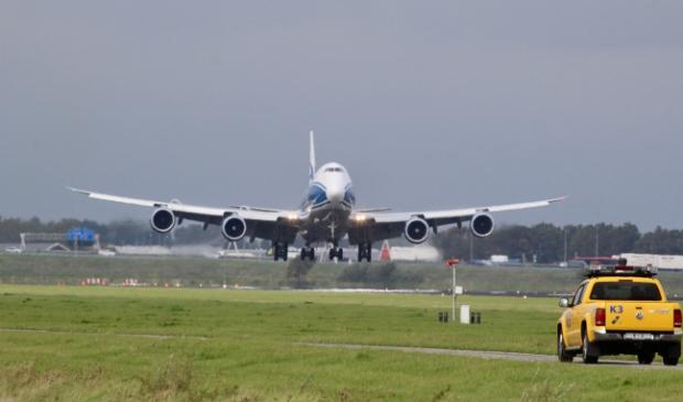 <p>Na 15 mei vertrekken er weer vliegtuigen vanaf de Polderbaan.</p>