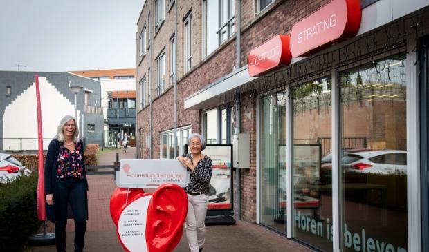 <p>Hoorstudio Strating zit sinds 2007 in Sliedrecht en sinds 2012 aan de Gantelweg.</p>