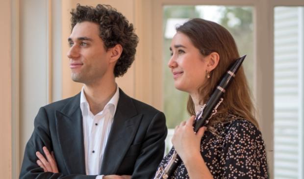 <p>Camiel Boomsma en Marieke Vos, oprichters van stichting Mirantibus&nbsp;</p>