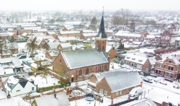 De Hervormde Kerk in Nijkerkerveen Aalt Guliker © BDU Media