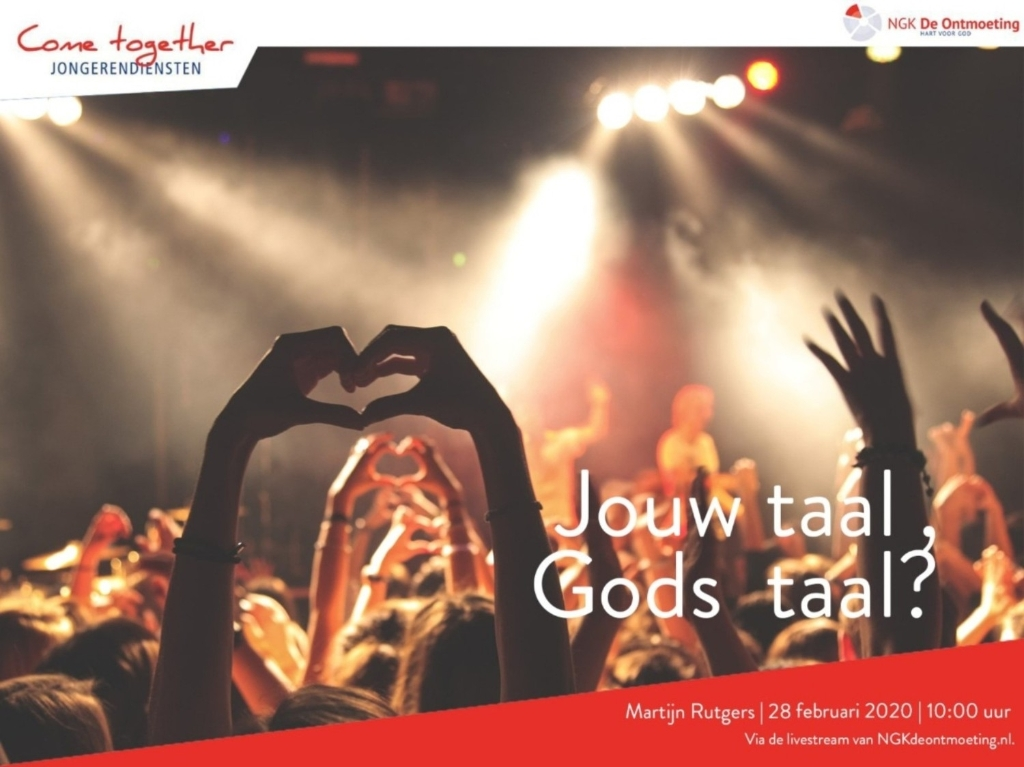 flyer come together dienst nvt © BDU media