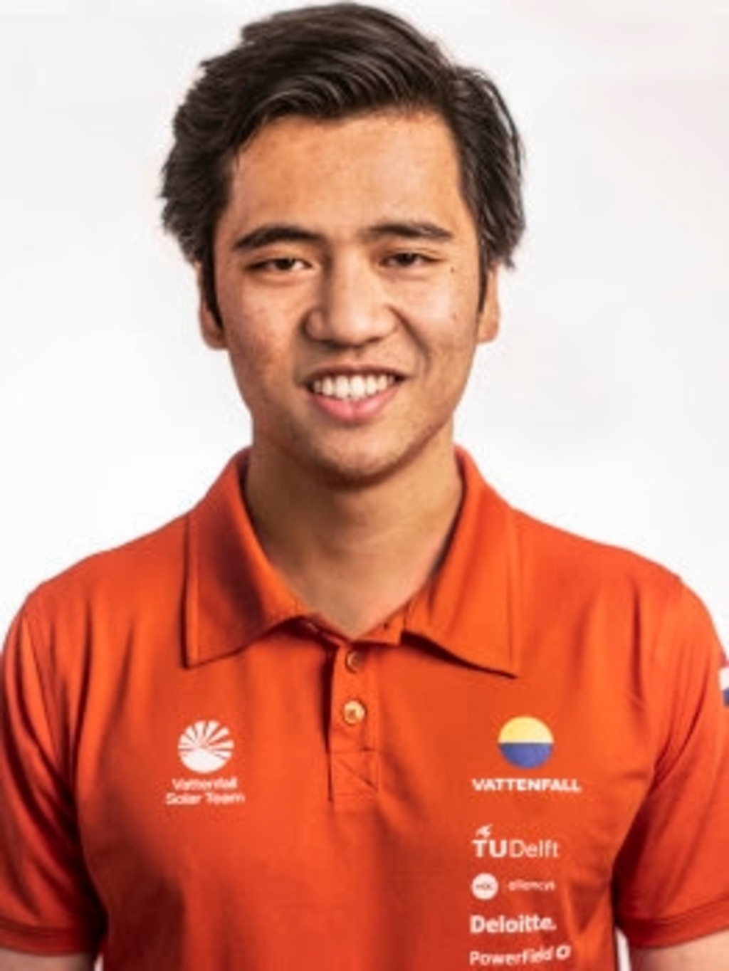 Steven Mitchell Tan uit Ouderkerk. pr © BDU media