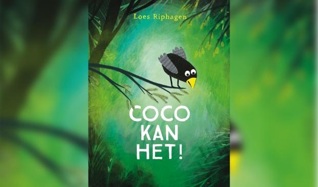 Boek Coco kan het, prentenboek van het jaar