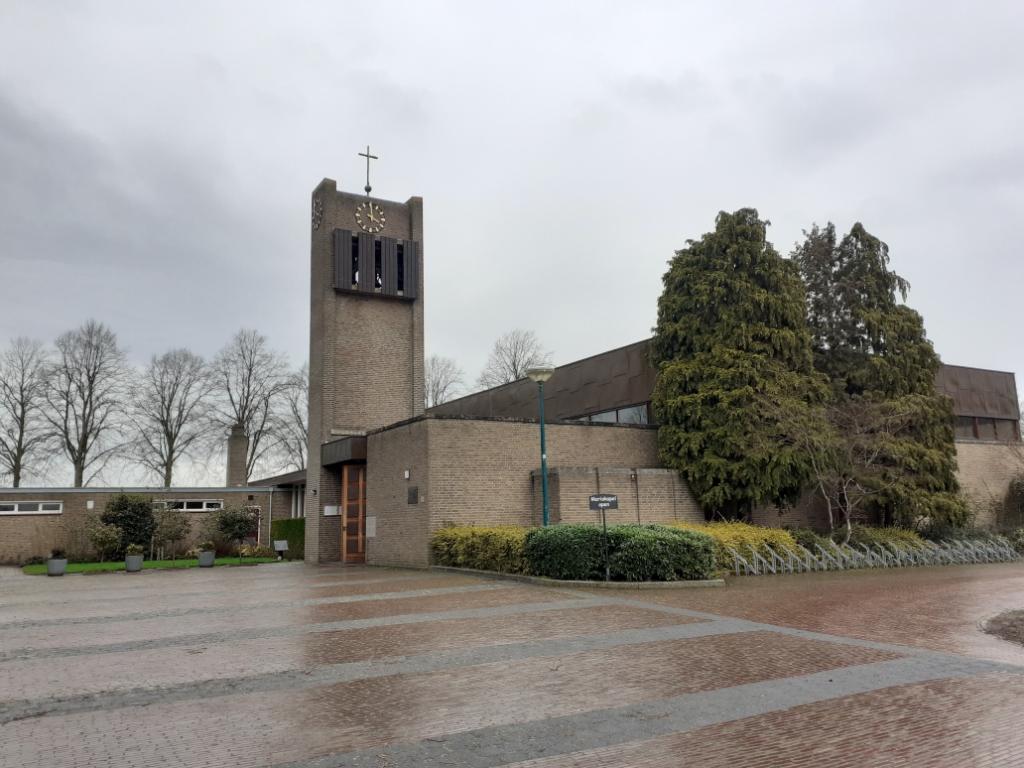 De H. Nicolaaskerk mag geen lokale dienst per livestream aanbieden van het parochiebestuur.