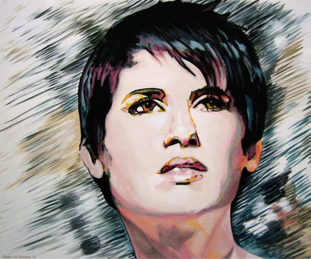 Schilderij Connie van Winssen © BDU media