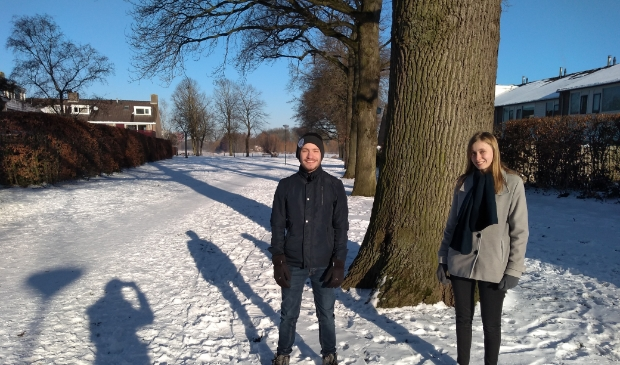 Rob van Mourik en Manuela Smit zijn actief geworden bij P21.
