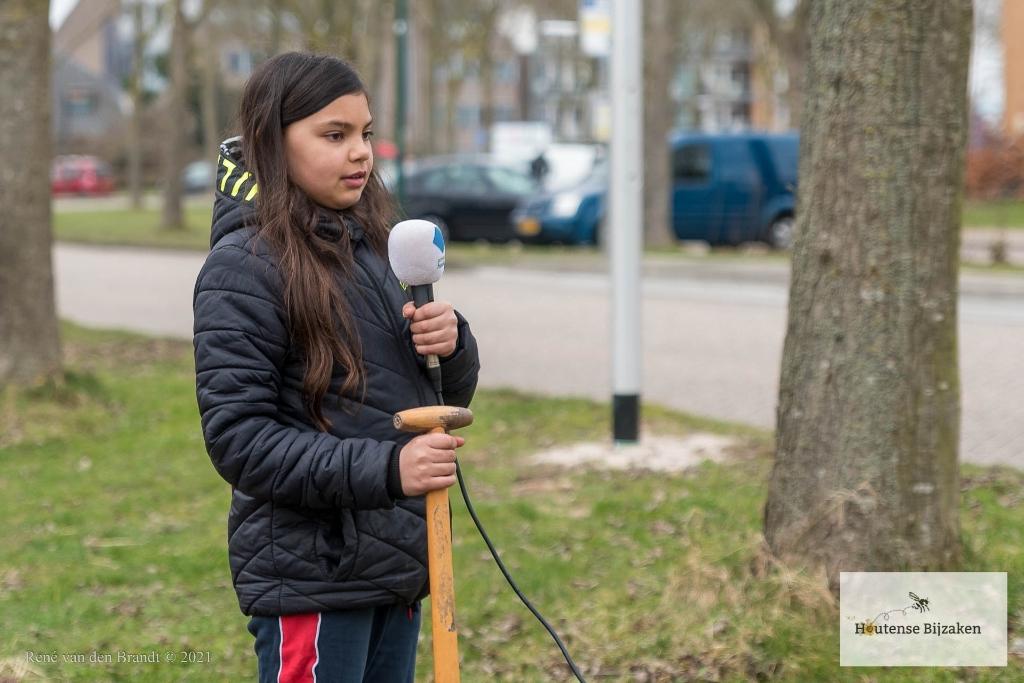 Interview Omroep Houten ® René van den Brandt © BDU media