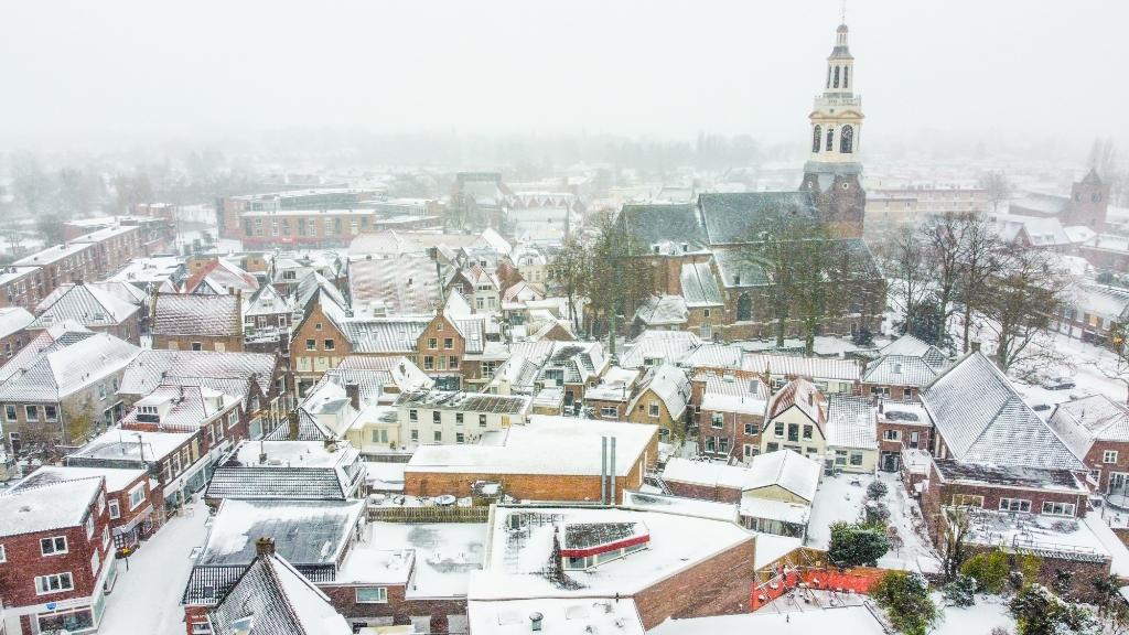 De mooiste Kerktoren van Nederland Aalt Guliker © BDU Media