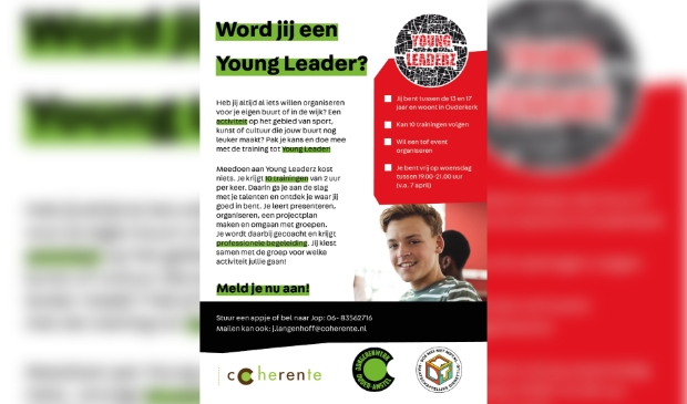 Flyer YoungLeader