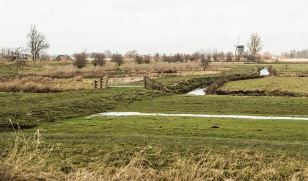 <p>De provincie hecht aan een open landschap</p>