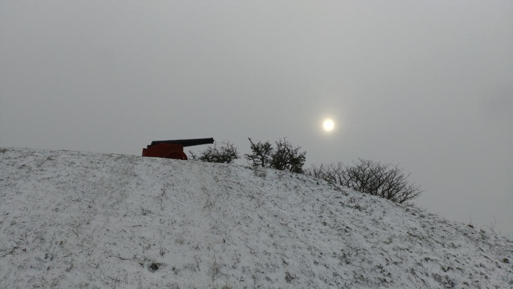 <p>Winter in Gorinchem</p> <p>Gerrie Vink</p> © BDU Media