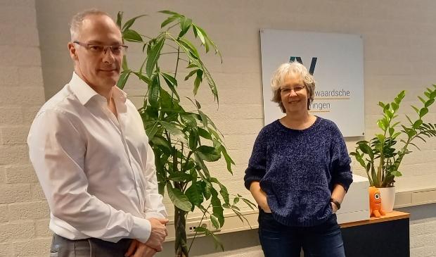 <p>Miranda Oostdam gunt Henry de Cock, voorzitter van Achilles een ballonvaart.</p>