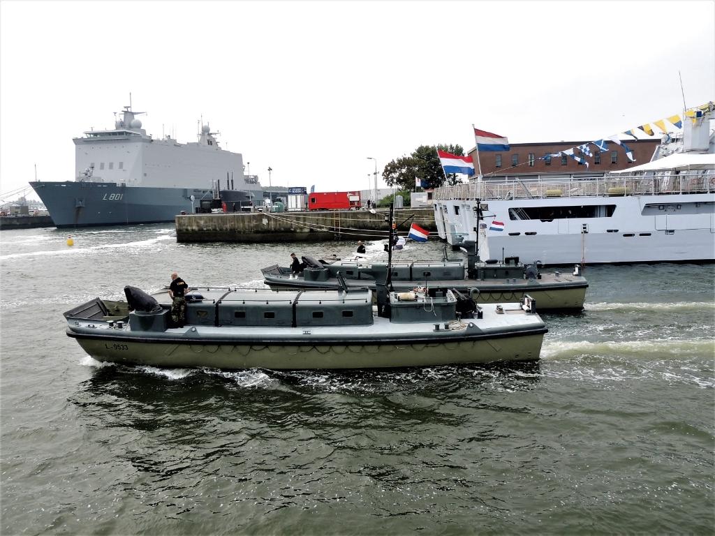 Marineschepen Hans Blomvliet © BDU media
