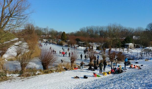 <p>Winter in Gorinchem</p>