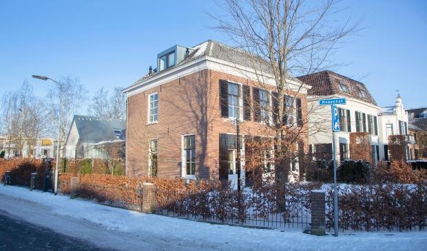 <p>De gerenoveerde woning aan de Amersfoortsestraat in Barneveld.</p>