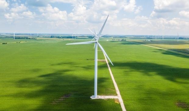 <p>De beoogde turbines hebben een tiphoogte van 265 meter.</p>