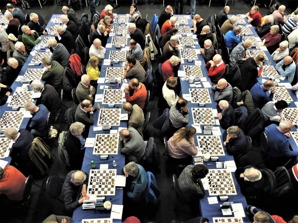 Schaken Hans Blomvliet © BDU media