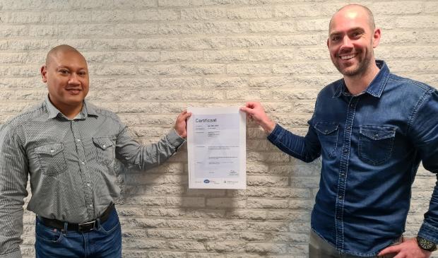 Risk Safety behaalt ISO 9001 certificaat