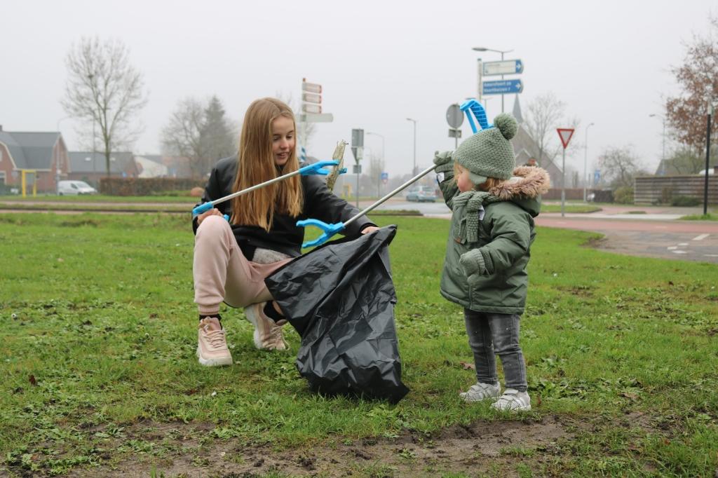 Een uurtje voor een schoon buurtje Heidi van Ginkel © BDU media
