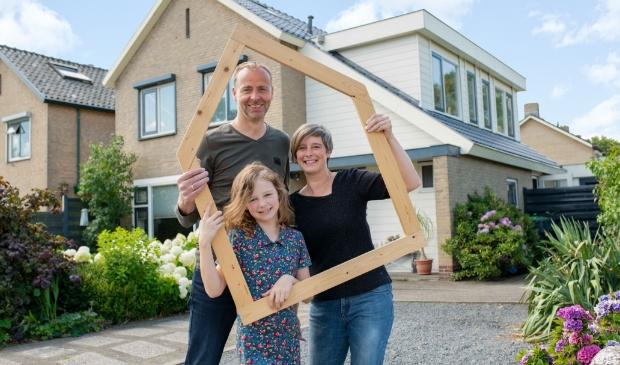 Huiseigenaren bij Nationale Duurzame Huizen Route