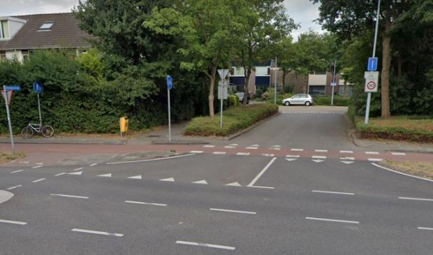 <p>Een straat in de wijk Pax in Hoofddorp. </p>