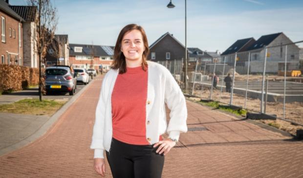 <p>Hypotheekadviseur Sharon Regeer van DBA Advies.</p>