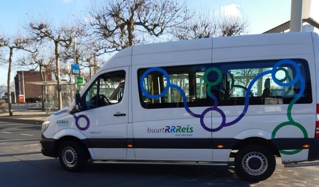 <p>Een buurtbus van RRReis</p>