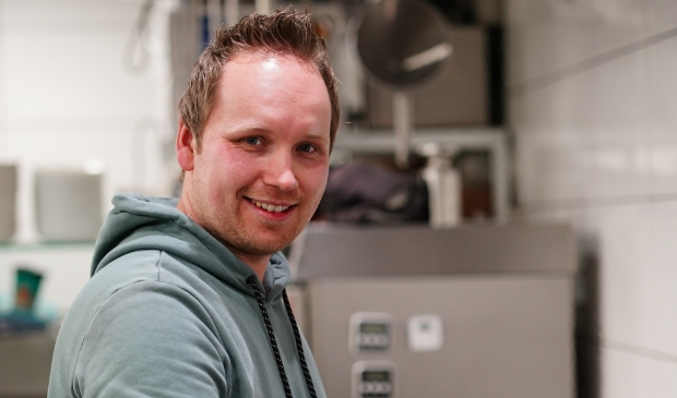 Rick Nieuwenkamp is eigenaar van Sportcafé Startbaan.