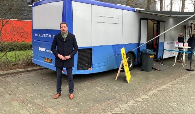 <p>Er rijdt in Kennemerland ook een testbus rond.&nbsp;</p>