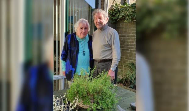 <p>Gerard Meuleman (86) en Aly Meuleman-Van der Velde (85) zijn al 60 jaar getrouwd.&nbsp;</p>