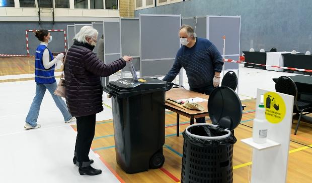 Stemmen, Stembureau