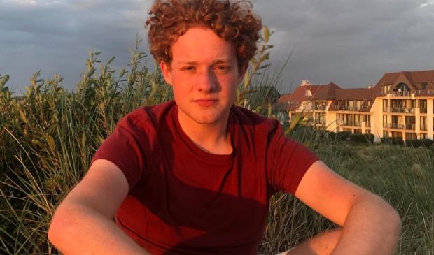 <p>Pim van den Dool, lid van de jongerenjury van het IFFG.</p>