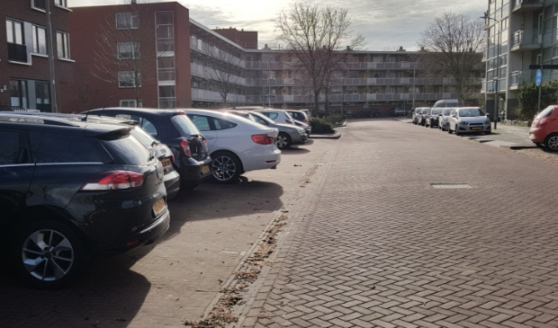 Parkeerdruk in Nieuw-Noord
