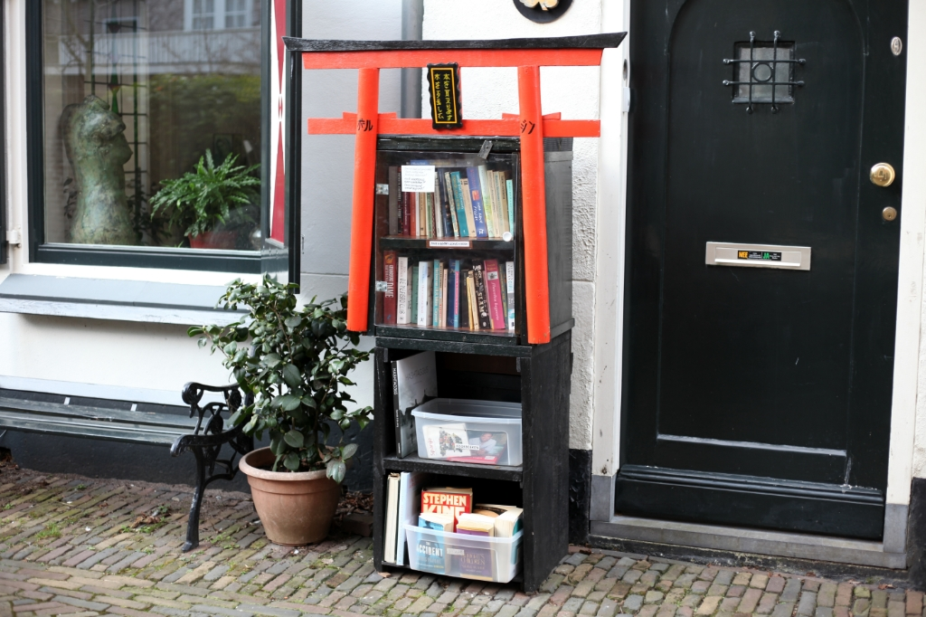 Mooierstraat - Centrum. Koos van Noppen © BDU media
