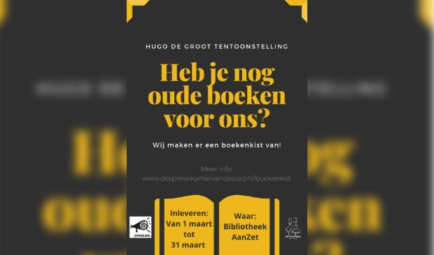De Boekenkist poster